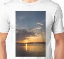 Good Morning, Toronto with a Glorious Sunrise Unisex T-Shirt