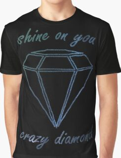 Pink Floyd – Shine On You Crazy Diamond Graphic T-Shirt
