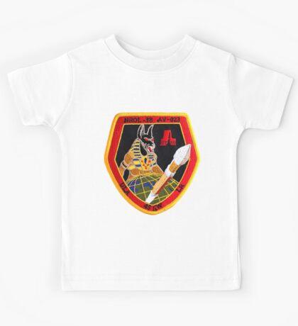 NROL-38 (Anubis) Launch Team Logo Kids Tee
