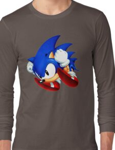 Sonic the Hedgehog - Rollout Long Sleeve T-Shirt