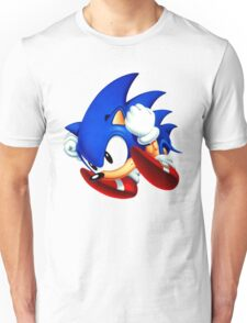 Sonic the Hedgehog - Rollout Unisex T-Shirt