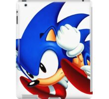 Sonic the Hedgehog - Rollout iPad Case/Skin