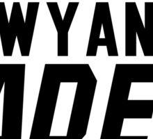 Dwyane Wade 3 Sticker