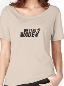 Dwyane Wade 3 Women's Relaxed Fit T-Shirt