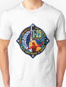 NROL-25 (Electra) Launch Team Logo T-Shirt
