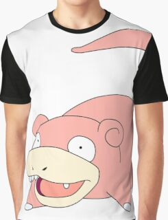 Pokemon - Slowpoke Graphic T-Shirt