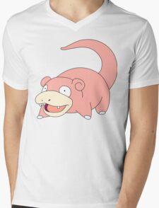 Pokemon - Slowpoke Mens V-Neck T-Shirt