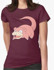 Pokemon - Slowpoke Womens Fitted T-Shirt