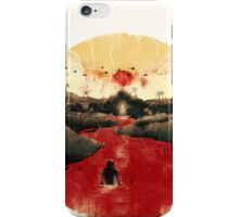 The real hell  iPhone Case/Skin