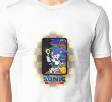 Sonic the hedgehog REMIX Unisex T-Shirt