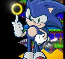 Sonic the hedgehog REMIX Sticker