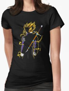 Future Trunks Womens Fitted T-Shirt
