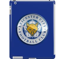 Leicester City FC iPad Case/Skin