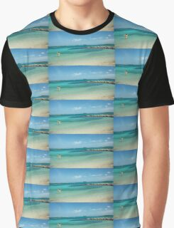 Private Beaches Graphic T-Shirt
