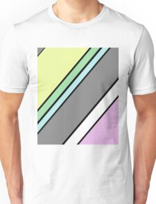 Urban Geometry 2 - Colour At 45 Degrees Unisex T-Shirt