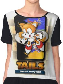 Tails Miles Prower Chiffon Top