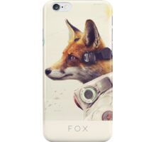 Star Team - Fox iPhone Case/Skin