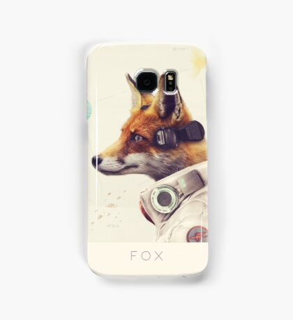 Star Team - Fox Samsung Galaxy Case/Skin