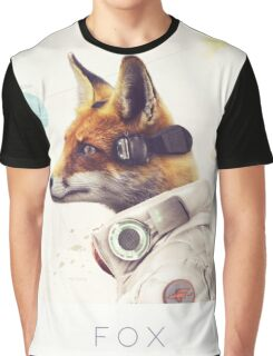 Star Team - Fox Graphic T-Shirt