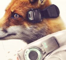 Star Team - Fox Sticker