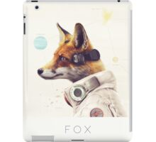 Star Team - Fox iPad Case/Skin