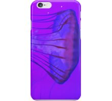Purple Jelly Fish iPhone Case/Skin