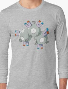Pokemon - Magneton Long Sleeve T-Shirt