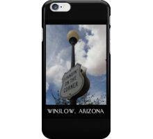 Standin' On The Corner iPhone Case/Skin