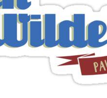 Nick Wilde's Pawpscicles Sticker