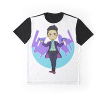 NY Magnus Bane Graphic T-Shirt