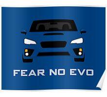 Fear No Evo Poster