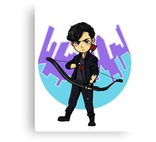 NY Alec Lightwood Canvas Print