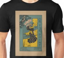 Artist Posters On the point by Nathan Haskele Dole 0839 Unisex T-Shirt