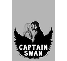 Once Upon a Time - Captain Swan Photographic Print