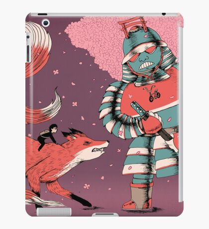 Guardians iPad Case/Skin