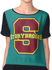 Once Upon a Time - Storybrooke Chiffon Top