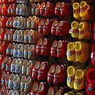 Clogs in Colour by Margaret Stevens