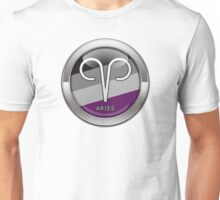 Aries - Asexual Pride  Unisex T-Shirt