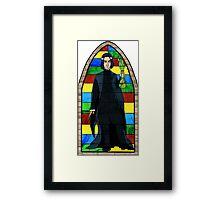 Severus - Master of Potions Framed Print