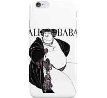 ALI BABA iPhone Case/Skin