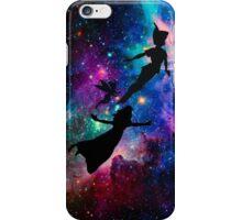 Peter Pan Galaxy iPhone Case/Skin