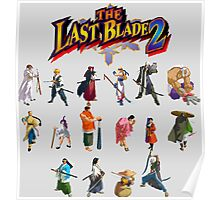 The Last Blade 2 (Neo Geo) Poster