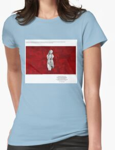 Mary Magdalene II Womens Fitted T-Shirt