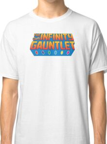 Infinity Gauntlet - Classic Title - Clean Classic T-Shirt