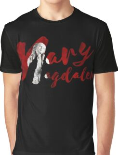 Mary Magdalene Graphic T-Shirt