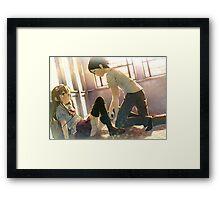 Anime Framed Print