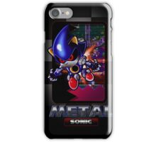 Metal Sonic iPhone Case/Skin