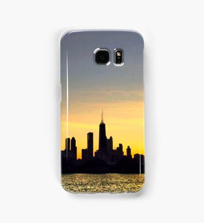 Skyline Sunset Samsung Galaxy Case/Skin