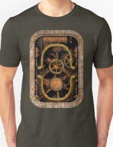 Infernal Steampunk Machine #1 T-shirt / Stickers Unisex T-Shirt