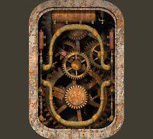 Infernal Steampunk Vintage Machine #1 T-shirt / Stickers Unisex T-Shirt